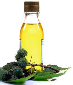 Использование масла касторового