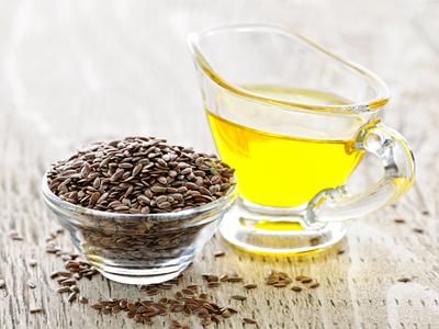 Использование льняного масла