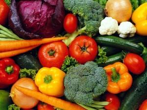 Овощи с высоким содержанием клетчатки