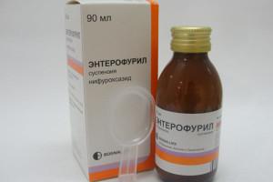 Энтерофурил – эффективное лекарство для терапии диареи