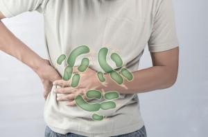 Кишечные инфекции вызывают зеленый понос