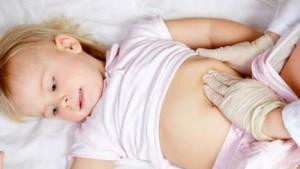 Патологии провоцирующие белый понос у ребенка