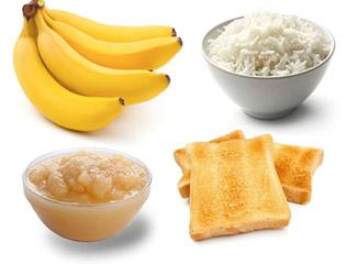 Какие продукты оказывают закрепляющий эффект при поносе