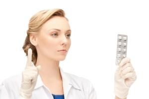 Лекарства для устранения диареи и рвоты