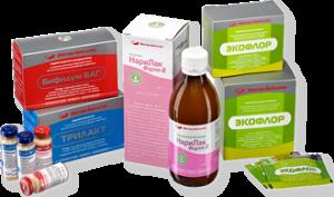 Препараты-пробиотики для грудничков