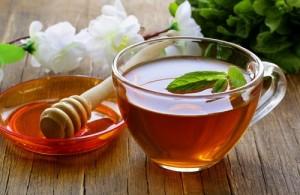 Мед с чаем при диарее